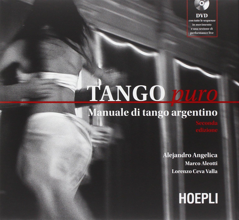 Copertina del manuale Tangopuro, seconda edizione