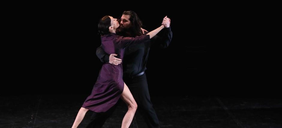 Scene dello spettacolo Tango di Luna